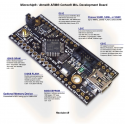 MT-D21E Microchip / Atmel SAMD21 / L21 / C21 ARM Cortex M0+ USB development board