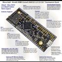 Xeno Custom - SAMD21 / L21 / C21 / D51* ARM Cortex Xbee USB development board